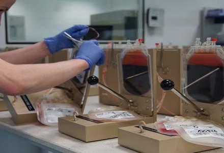 [FOTO] Cum arata si cum sunt stocate probele in cea mai mare banca de celule stem din Europa
