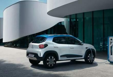 Dacia electrica va sosi in 2021 si va costa peste 15.000 euro