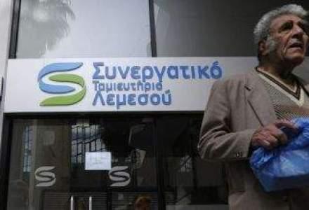 Bancile din Cipru, deschise azi numai 6 ore. Dupa care se inchid iar