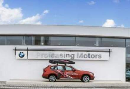 Dealer BMW: In 2015 ne asteptam la o crestere semnificativa a vanzarilor