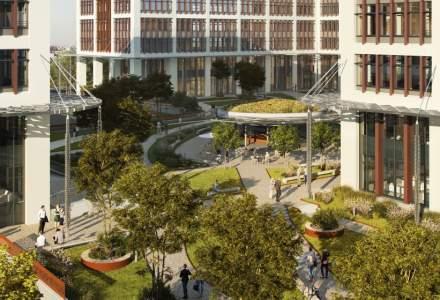Business Garden Bucharest in top 3 cladiri de birouri certificate LEED la nivel mondial