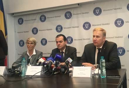 Ludovic Orban anunta ca nu sunt bani pentru programele din Sanatate, nici pentru salarii