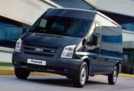 Romania si Turcia, favorite in competitia pentru productia Ford Transit