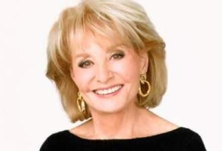 Barbara Walters se retrage din televiziune in 2014