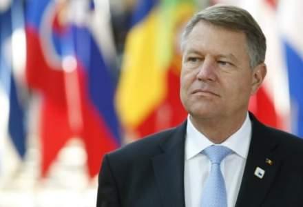 [VIDEO] Presedintele Klaus Iohannis ii indeamna pe romani sa iasa la vot