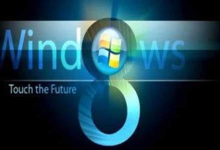 In lupta cu predecesorii sai, Windows 8 creste incet, dar constant