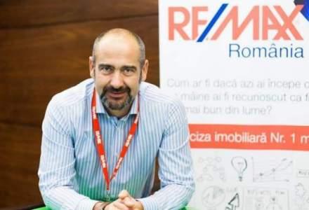 Razvan Cuc, Re/Max: Doar 30% dintre tranzactiile din Romania sunt realizate cu implicarea unui agent imobiliar