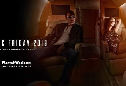 Black Friday 2019 la BestValue: pana la 60% off la produse Duty Free