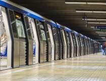 Metrorex, condus pentru prima...
