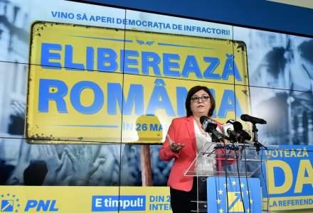 Ludovic Orban: Adina Valean a primit votul comisiei JURI pentru candidatura la functia de comisar european