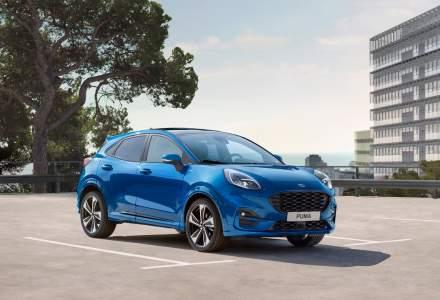 Ford anunta preturile modelului Puma, fabricat la Craiova