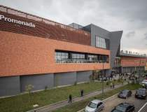 Centrul comercial Promenada...