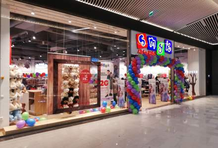 Smyk All for Kids deschide al doilea magazin din Sibiu