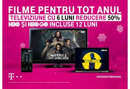 (P) La Telekom Romania, iarna aceasta, clientii se pot bucura de Smartphone-uri la 0 euro, televiziune cu 50% reducere sase luni si HBO gratuit un an de zile