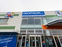 Un nou magazin Decathlon....