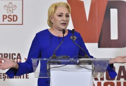 """Viorica Dancila spune ca PSD nu a distribuit materiale """"fake news"""": Nu am face asa ceva, nu am facut asa ceva"""