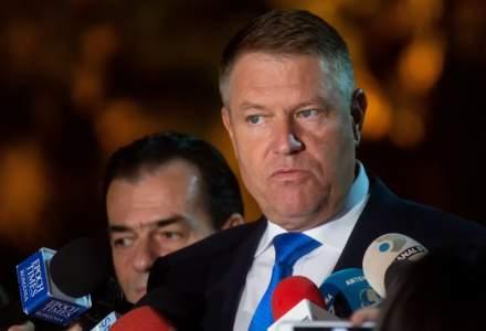 Klaus Iohannis: Eu nu sunt cu PSD in vreo competitie electorala, eu sunt cu PSD in razboi