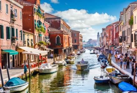 Venetia, care se confrunta deja cu inundatii, ar putea fi afectata de o noua maree inalta, devastatoare
