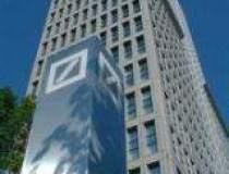 Deutsche Bank a intrat in...