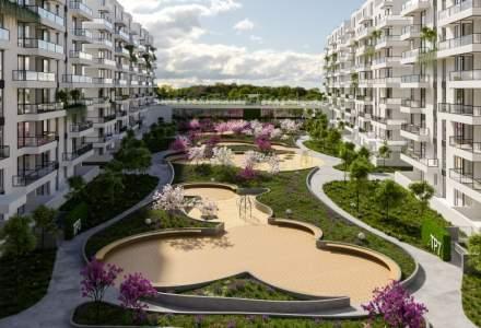 Tomis Park Constanta, la a doua faza de dezvoltare dupa o investitie de 20 mil. euro in 252 apartamente