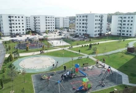 Proiect: Blocuri de pana la zece etaje in ansamblul rezidential Greenfield, in apropierea Padurii Baneasa