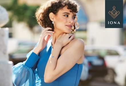 Brandul romanesc IONA lanseaza o colectie de bijuterii fine cu email colorat, o premiera pentru piata romaneasca
