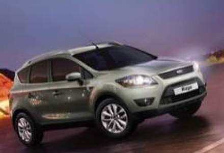 Romcar a lansat Ford Kuga cu preturi incepand de la 20.350 euro
