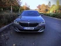 Test BMW 745e facelift -...