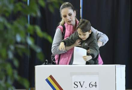 Alegeri prezidentiale 2019: Peste 570.000 de romani au votat in strainatate pana astazi, la ora 14:00