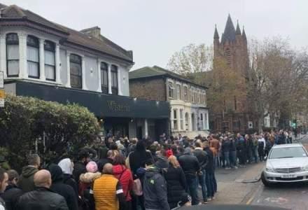 Ambasada Romaniei in Marea Britanie: Exista riscul unor usoare aglomerari la unele sectii din Londra