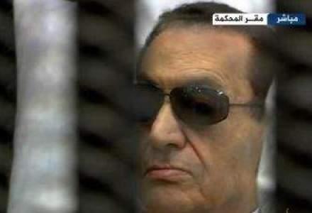 Noul proces al lui Hosni Mubarak a inceput la Cairo