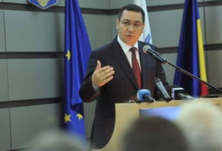 Ponta se ofera sa reformeze stanga dupa esecul PSD