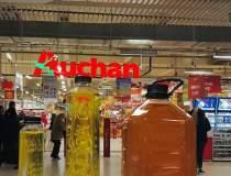 Hipermarketurile Auchan au...