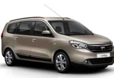 Dacia a facut profit mai mare in 2012, din vanzari mai mici cu 8%