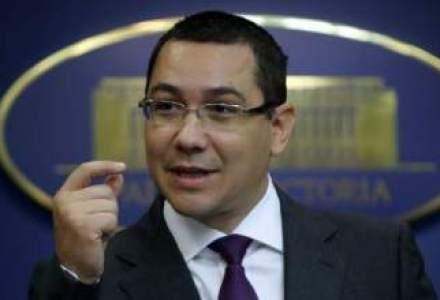 Ponta: imobilele RA-APPS raman la vanzare, pana cand vor aparea cumparatori