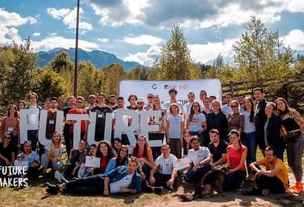 (P) Ideile de business ale tinerilor antreprenori, jurizate in Finala Future Makers
