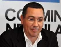 Victor Ponta, despre o...