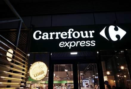 Carrefour Romania lanseaza un nou concept de magazin odata cu deschiderea Carrefour Express Globalworth