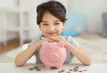 Cum iti inveti copilul sa economiseasca si de ce este important sa faci acest lucru cat mai devreme