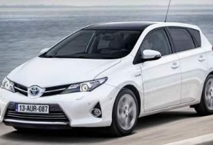 Toyota a vandut pentru prima oara peste un mil. vehicule hibrid pe an