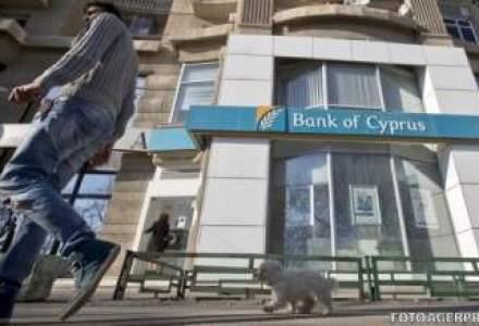 Banca Centrala a Ciprului a respins ofertele BT si Raiffeisen pentru preluarea Bank of Cyprus