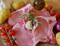 Carnea de porc va fi mai...