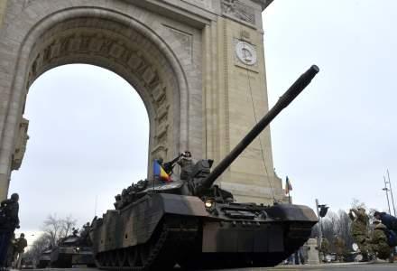 UPDATE Parada militara de Ziua Nationala a Romaniei din Bucuresti: programul zilei de 1 Decembrie si restrictiile de trafic
