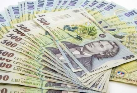 Ministerul Finantelor vrea sa imprumute in decembrie aproape sase miliarde de lei de la banci
