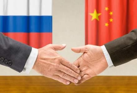 Rusia inaugureaza primul sau gazoduct spre China