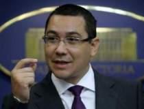 Ce vor strainii: Ponta...