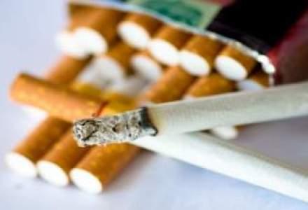 Contrabanda cu tigarete scade la 13%: 100 mil. euro se intorc la bugetul de stat