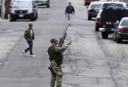 Suspectii in cazul atentatelor din Boston detineau alte 6 bombe si arme de foc