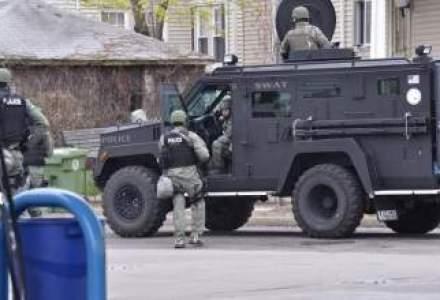 Atentatul din Boston: suspectul arestat este constient si politia este criticata