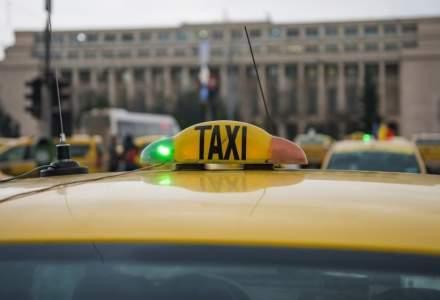 Taximetrist batut si jefuit de trei clienti care l-au lasat fara masina